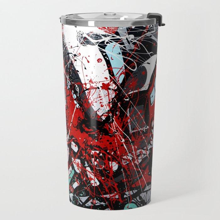 Atto di colore #4 Travel Mug
