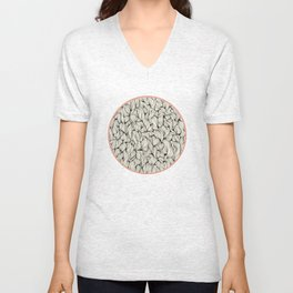 Сircle Unisex V-Neck