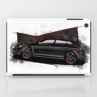 audi iPad Cases featuring RS3 by an.artwrok
