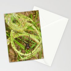 The Widow Stationery Cards