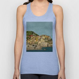 Of Houses and Hills Unisex Tank Top