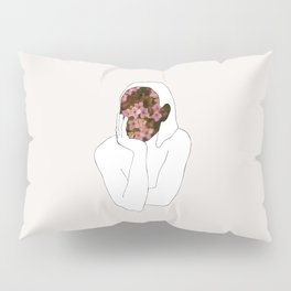 Girl waiting Pillow Sham