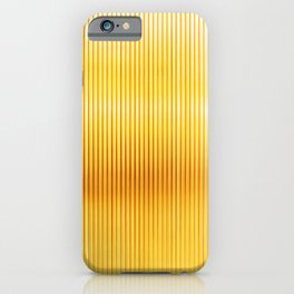 Regal Golden Rods iPhone Case