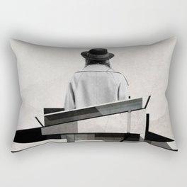 Over the hills and far away ... Rectangular Pillow