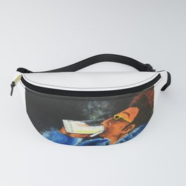 """""""HERE'S TO FEELIN' GOOD ALL THE TIME"""" Fanny Pack"""