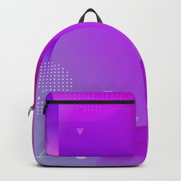 ABSTRACT SCIENCE TECHNOLOGY DESIGN Backpack