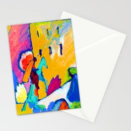 Wassily Kandinsky Improvisation III Stationery Cards