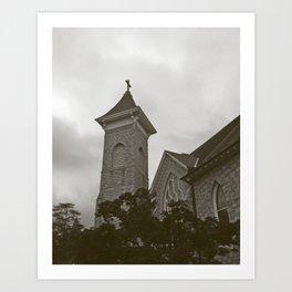 St. Ann's Art Print