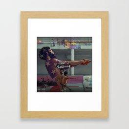 THISISAMERICA Framed Art Print