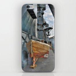 Lifeboat iPhone Skin