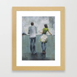 Nowhere Else Framed Art Print