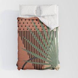 Nature Geometry II Comforters