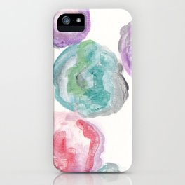Winifred circles iPhone Case