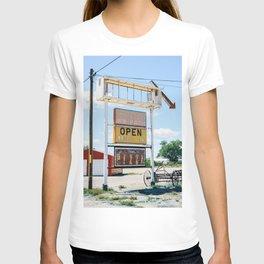 Tatum, New Mexico. T-shirt