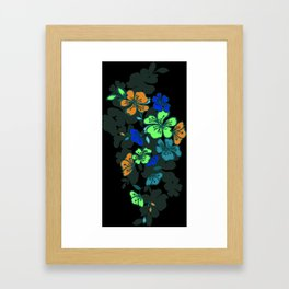 Fabric No.3 Framed Art Print