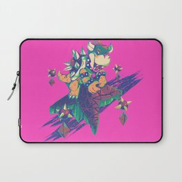 Bowser in the Sky Laptop Sleeve