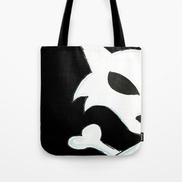 Crest of the Wolf Pirates Tote Bag