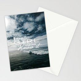 Ocean Beach San Diego Stationery Cards