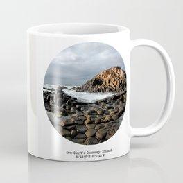 004: Giant's Causeway, Ireland. Coffee Mug