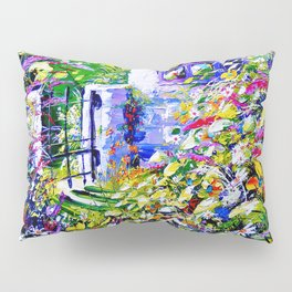 Country Garden Retreat Pillow Sham