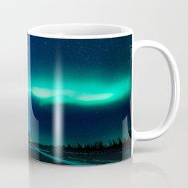 Lone Aurora Coffee Mug