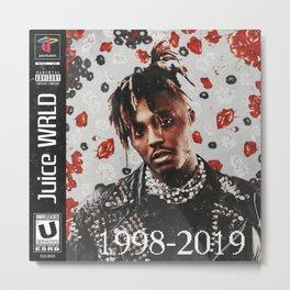 Juice WRLD (1998-2019) Metal Print