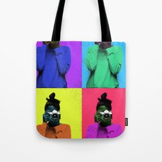 The Warhol Affect Tote Bag