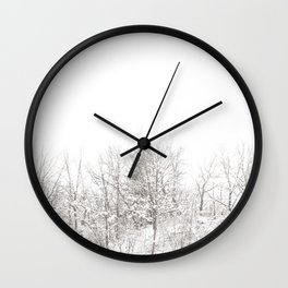 Whiter Than Wall Clock