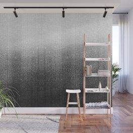 BLUR / abyss / black Wall Mural
