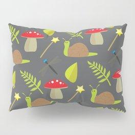 Fairy Garden Pattern 2 Pillow Sham