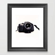 Photographers Love Framed Art Print