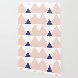 Peak Pink Pastel Wallpaper