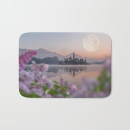 Lilac Nights Bath Mat
