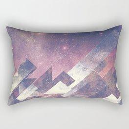 The stars are calling me Rectangular Pillow