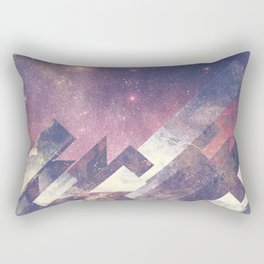 The stars are calling me Rectangular Pillow