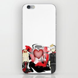 Puppets to Love iPhone Skin