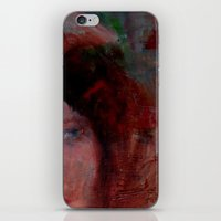 postcard iPhone & iPod Skins featuring postcard reverie  by abstractgallery