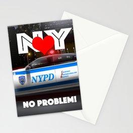 No Problem! I Love NY! Stationery Cards