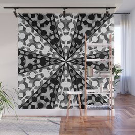 Tribal Arrow Pattern Wall Mural