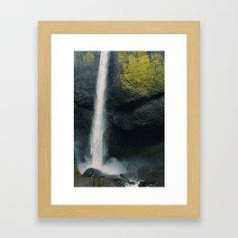 Latourell Framed Art Print
