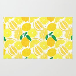 Lemon Harvest Rug