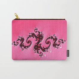 Liquified Velvet Carry-All Pouch