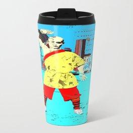 Kung Fu Kid Travel Mug