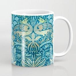 "William Morris ""Peacock and Dragons"" (2) Coffee Mug"