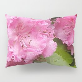 Rhododendron After Rain Pillow Sham