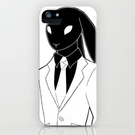 The Hare II iPhone Case