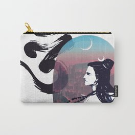 Moon Rising Ohm Carry-All Pouch