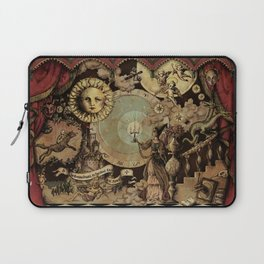 The mediaeval theater Laptop Sleeve