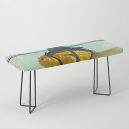 Be Brave - Brilliant Disguise Bench