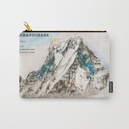 Machapuchare, Nepal Asia Carry-All Pouch